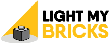 Brand LIGHT MY BRICKS